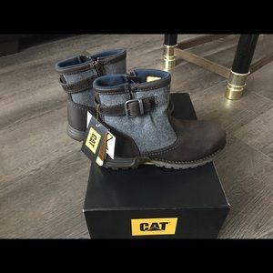 CAT Jace Steel Toe Work Boots